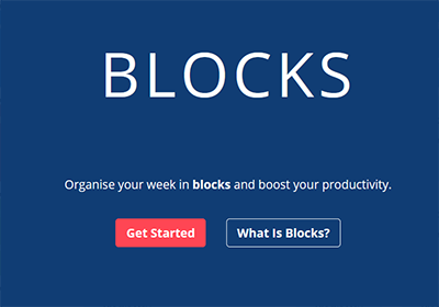 Blocks - Keep Organised