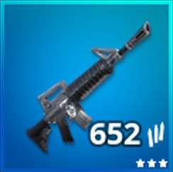 Assault Rifle Rare