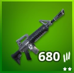 Assault Rifle Uncommon