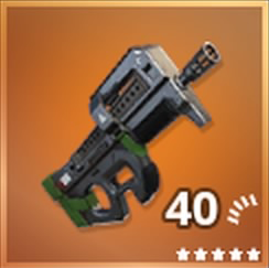 Compact SMG Legendary