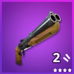Double Barrel Shotgun Epic