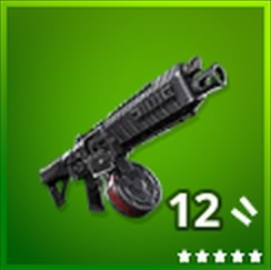 Drum Shotgun Uncommon