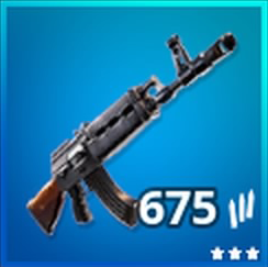 Heavy Assault Rifle Rare
