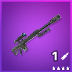 Heavy Sniper Epic