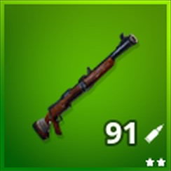 Hunting Rifle Uncommon
