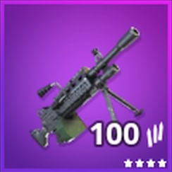 Light Machine Gun Epic
