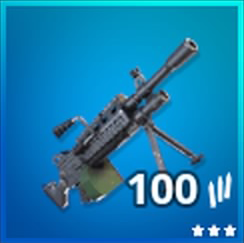 Light Machine Gun Rare