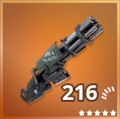 Minigun Legendary