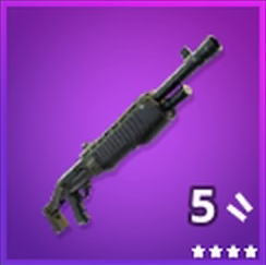 Pump Shotgun Epic