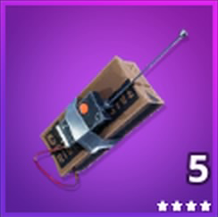 Remote Explosives Epic
