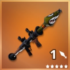 Rocket Launcher Legendary