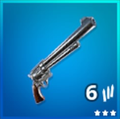 Six Shooter Rare
