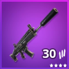 Suppressed Assault Rifle Epic