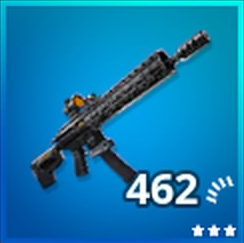 Tacticle Assault Rifle Epic