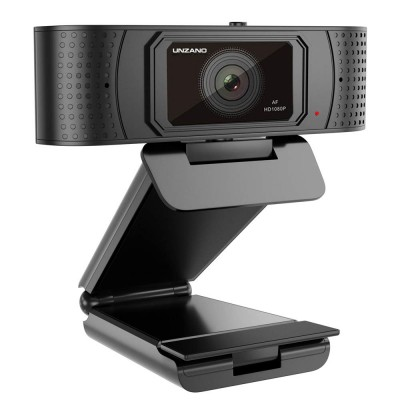 HD Webcam 1080p With Privacy Shutter, Pro Streaming Web Camera