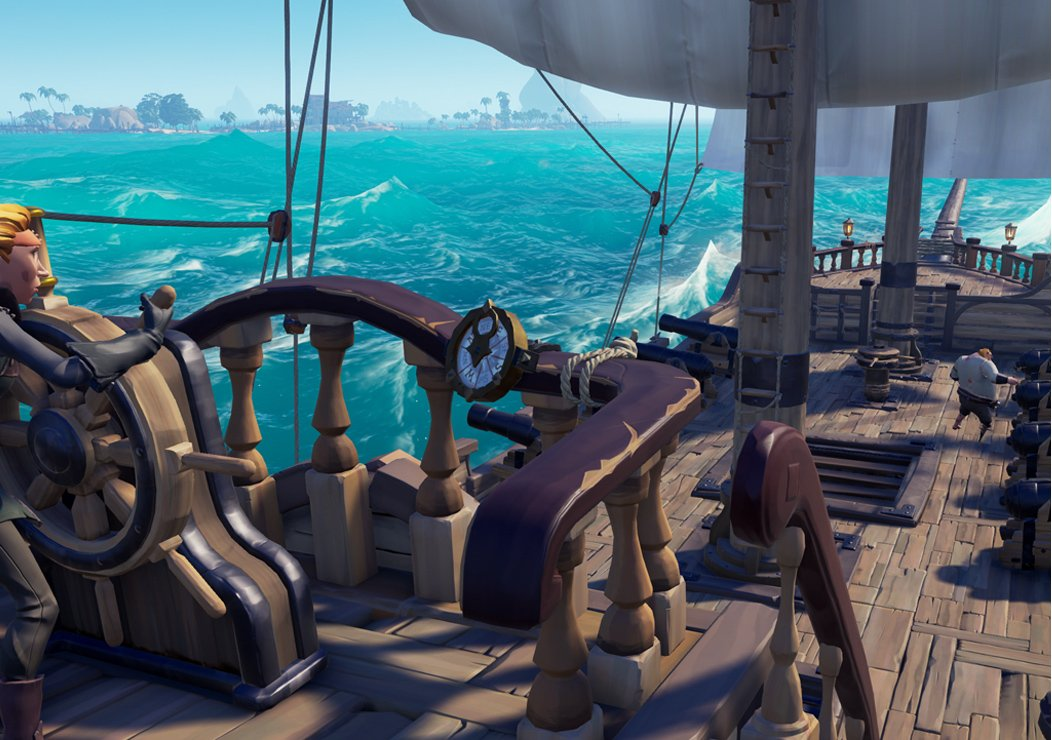 Best Computers For Sea Of Thieves