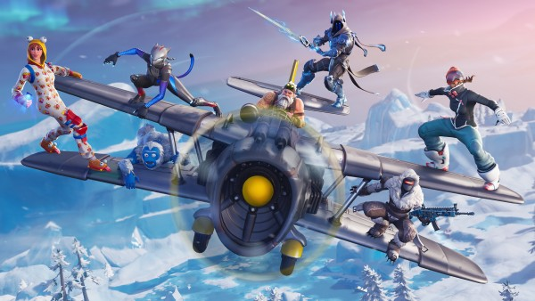 Fortnite Season 7 Week 4 Challenges