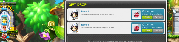 Maple Reward Points Gift