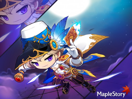 MapleStory Phantom Skill Build Guide
