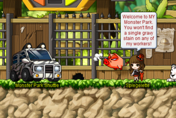 Monster Park MapleStory