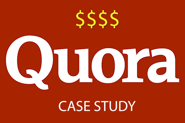 Quora Partner Program - Case Study - Part 1