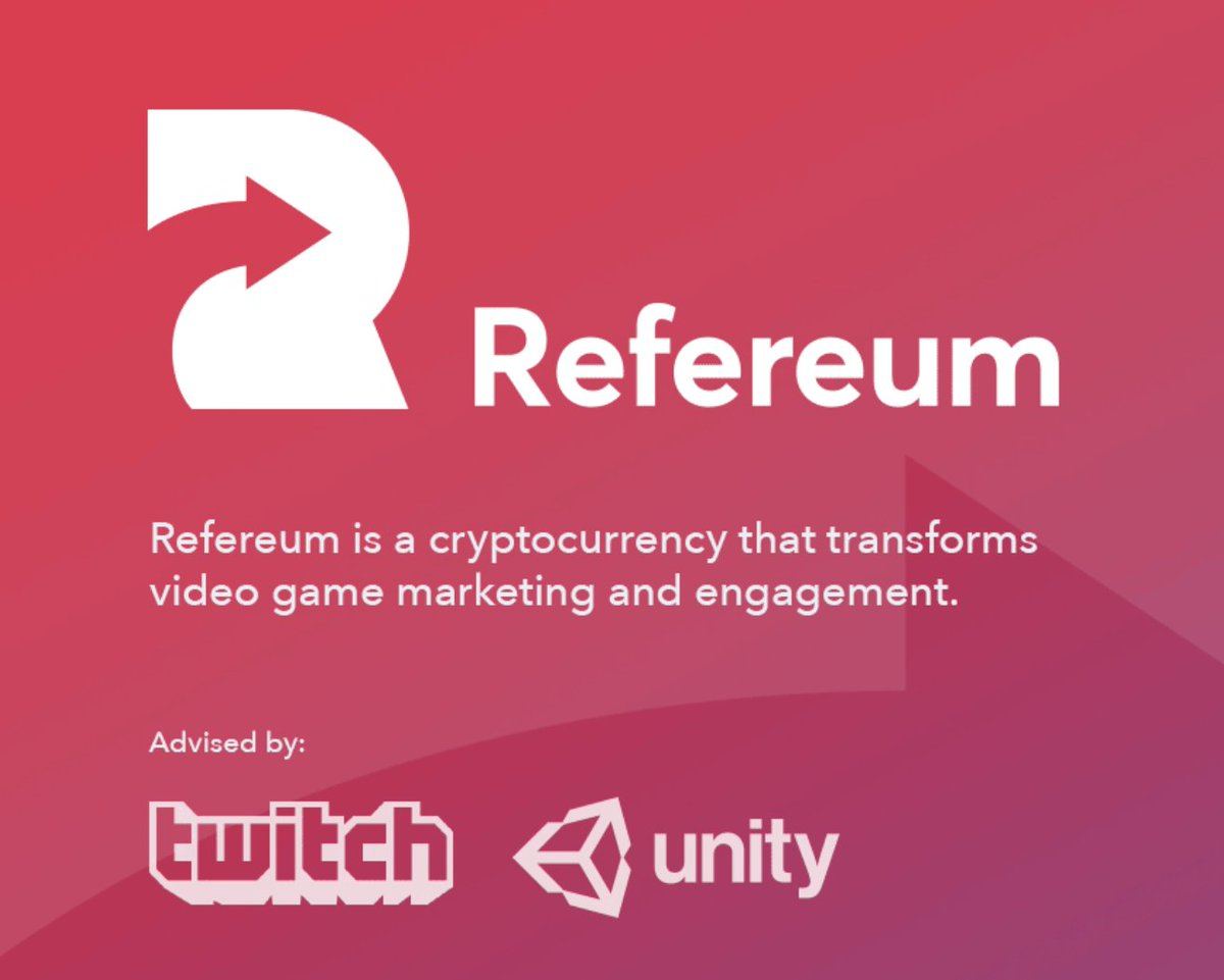 Refereum: A Cryptocurrency for Gamers