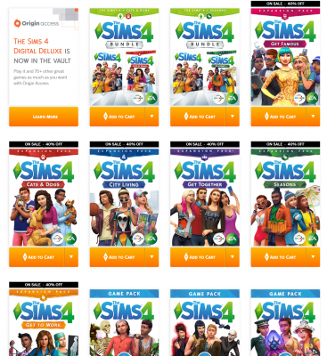 The Sims 4 On Sale April 2019