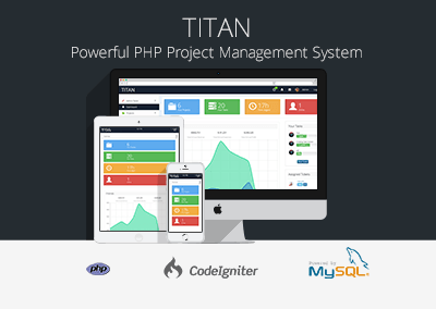 Titan Project Management Software